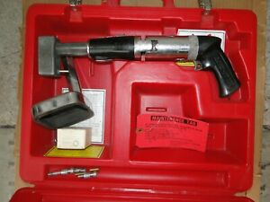 Red Head Drive it Tool 330g Powder Power Ramset Nail Gun Kit Used