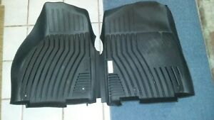 12 18 Dodge Ram 1500 Michelin Like Weathertech Rubber Front Floor Mats