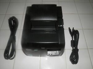 Star Micronics Tsp100 Tsp143iiu Thermal Pos Receipt Printer W Power