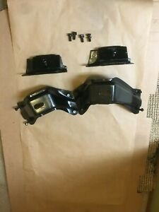 Oem Ford Truck 1968 79 302 Frame Perch Engine Mounts Set 2wd With Bolts