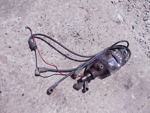 International 656 H Rc Utility Tractor Ihc Gas Engine Motor Distributor Drive As