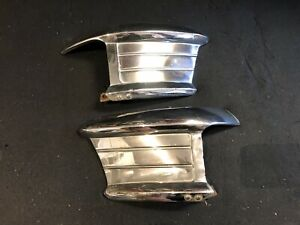 1949 Cadillac Front Grill Extensions Pair