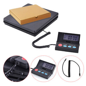 110lbs 0 1oz Digital Postal Scale Shipping Electronic Scale Usps Mail Package