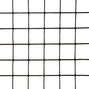 Deerbusters De1734 3 X 50 19 Gauge 1 X 1 Mesh Pvc Coated Welded Wire Black