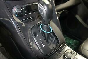 2015 16 Ford Escape Titanium Auto At Gear Selector Floor Shifter Black Leather