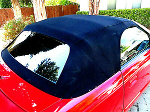 Convertible Soft Top W Glass Ford Thunderbird 02 03 04 05