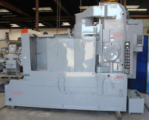 42 Swing Blanchard 20 36 Vertical Rotary Surface Grinder 24 Height 30 Hp