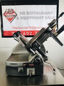 Hobart 2912 Automatic 6 speed 12 Meat Cheese Deli Slicer Custom W Sharpener