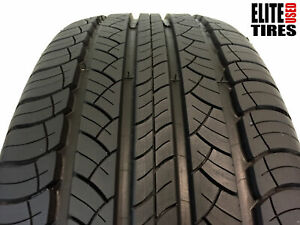 1 Michelin Latitude Tour Hp P255 55r18 255 55 18 Tire Driven Once
