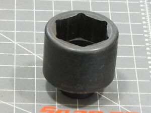 Snap On Tools Large 3 4 Drive Shallow Impact Socket 2 3 8 Im762a 6pt Dr