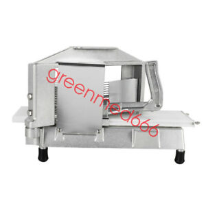 Commercial Fruits Tomato Slicer Cutter 3 16 Heavy Duty With Blades Restaurant