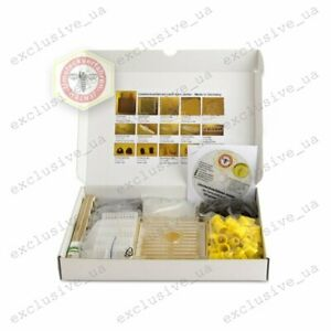 Karl Jenter Full Set Beekeeping 011 Collect Royal Jelly System Queen Rearing Kit