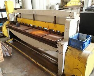 Wysong Miles 10 Ga X 8 Mechanical Shear Model No 1096