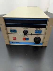 Advanced Energy 2164 000 a Mdx1 5k Magnetron Sputtering Dc Power Supply Freeship