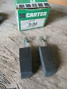 Nos Carter 1973 1984 Chrysler Dodge Plymouth Truck Thermoquad Carb Tq Float Set