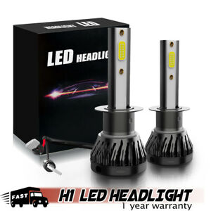 Fit 2002 2004 Acura Rsx 3000lm 36w 6500k D1 Series H1 Led Headlight Bulb Kit Lxb