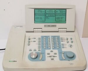 Welch Allyn Grason Stadler Gsi 61 Clinical Audiometer 2 Channel 1761 97xx