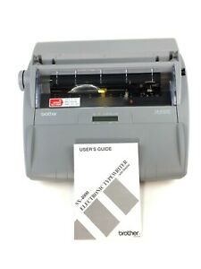Brother Sx 4000 Daisywheel Electronic Dictionary Typewriter see Details New
