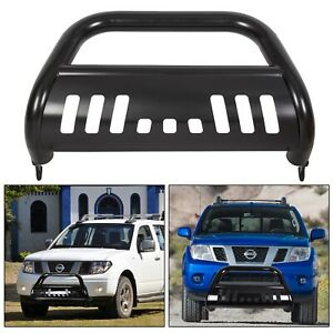 For 05 Up Nissan Frontier Pathfinder Bull Bar Push Bumper Grille Guard