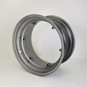 16 X 30 6 loop clamp on The Dw Tractor Rim Wheel Silver