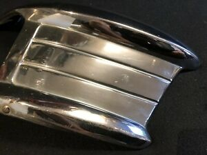 1949 Cadillac Front Driver Lh Grill Extension 2