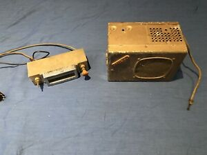 Philco Cr 4 Vintage Car Radio Speaker