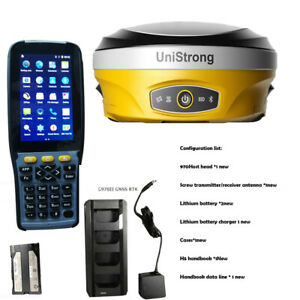 New Unistrong Measuring Gnss Rtk g970ii Mobile Station Gps
