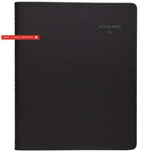 At a glance 2020 Weekly Monthly Planner appointment Book Quickn