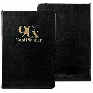 90 Day Undated Goal Planners Planner Productivity Goals Daily Life Journal