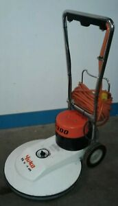 Hako Minuteman Model 2300 Floor Burnisher Electric Walk Behind Our 3