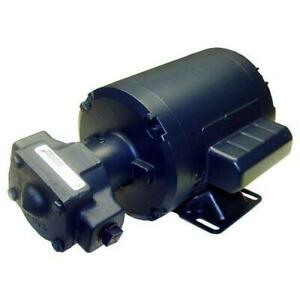 Commercial 115 230v Fryer Filter Pump Motor Assy