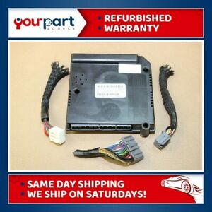 01 03 Dodge Dakota Bcm Body Control Module Ctm Central Timing Module 56045452ah