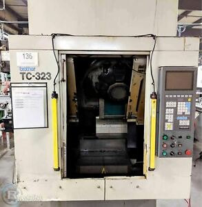 Brother Tc 323 Cnc Tapping Center