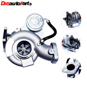 2008 Subbie Forester Xt Ej255 Engine Only Turbocharger 14411aa7109l New Brand