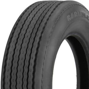 St225 75d15 8 Ply Carlisle Usa Trail Trailer Tires Set Of 2
