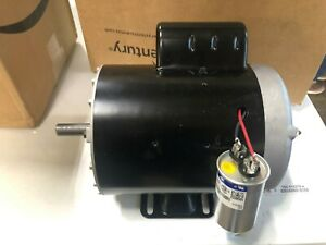 2 Hp 3450 Rpm Air Compressor Electric Motor 115 230 Volts Century B381
