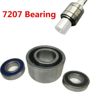 1 Set Bridgeport Milling Machine R8 Spindle 7207 Bearing Cnc Vertical Mill Tools