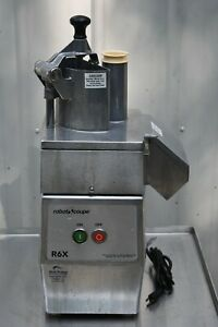 Robot Coupe Rx6 Food Processor
