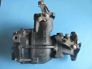Model A Ford Zenith Carburetor Original 1929 1930 Coupe Sedan Truck Model E