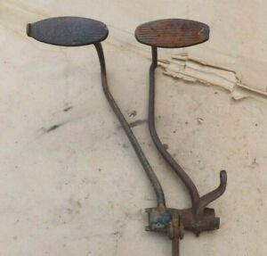 1931 Model A Ford Clutch And Brake Pedals Original