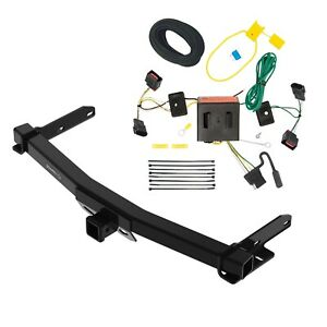 Trailer Tow Hitch For 11 13 Dodge Durango All Styles Receiver W Wiring Harness