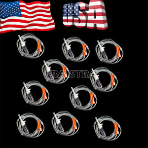 100 X Dental B ii Type Implant Surgery Tube hose Irrigation Disposable Kit Usa
