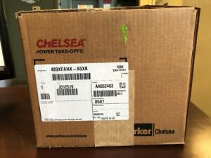 Power Take Off Pto Chelsea Parker 489 Direct Mount Toma De Fuerza 489xfahx