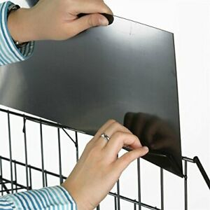 Pamphlet Display Rack Magazine Book Cd Brochure 10 Tier Wire Folding Organizer