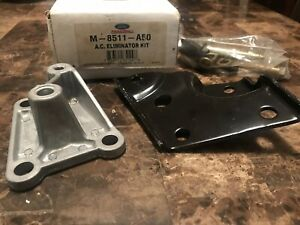 Ford Racing Ac Eliminator Kit Foxbody Cobra Saleen Mustang 1987 1993 M 8511 A50