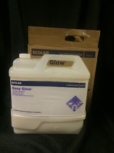 Ecolab 61024177 Easy Glow Daily Floor Maintainer Industrial 2 5 Gal Free Shippi