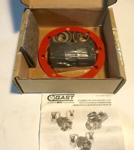 Gast K 583 Service Kit 67 Series Oil less Rotary Vane Vacuum Pump Compressors