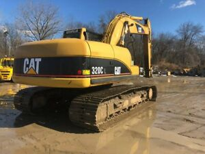 2002 Caterpillar 320cl Excavator Well Maintained