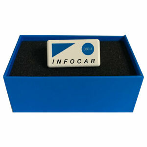 Infocar Smart Scanner Obd Ii For Android Ios Car Safety Bluetooth App Connection