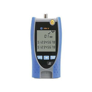 Ideal Networks R158000 Vdv Ii Basic Nw phone coax Cable Tester
